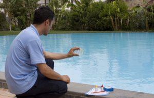 Pool Service Tech